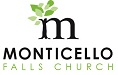 Monticello Falls Church logo