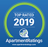 Apartment Ratings award badge